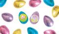 Customised Chocolate Half Easter Eggs