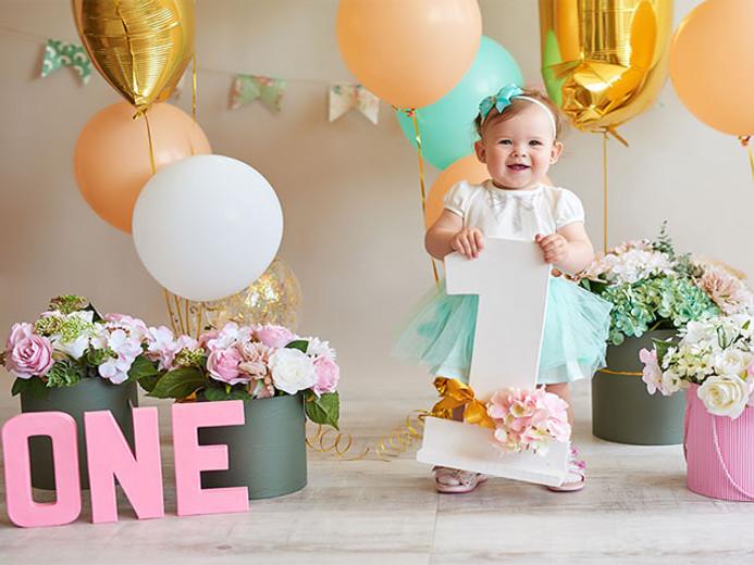 Great Girls 1st Birthday Party Ideas