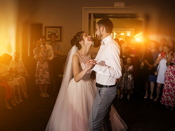Prepare For Your Wedding's First Dance