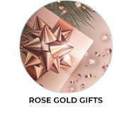 Rose Gold Gifts Theme Custom Christmas Favours
