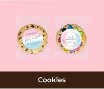 Personalised Cookies For Gender Reveal Parties