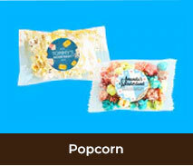 Personalised Popcorn For Birthdays For Kids