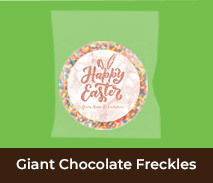 Easter Giant Chocolate Freckles