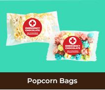 International Nurses Day Popcorn Bags