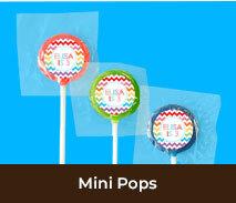 Mini Pops For Kids Birthday Parties