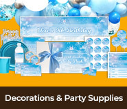 Decorations And Party Supplies
