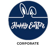 Corporate Personalised Easter Chocolates