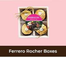 Custom Ferrero Rocher Boxes For Spring Racing