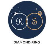 Diamond Ring Wedding Theme Favours