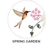 Spring Garden Custom Baby Shower Favours