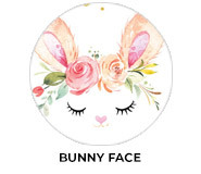 Bunny Face Personalised Easter Chocolates