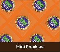Personalised Halloween Mini Freckles