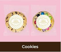 Personalised Cookies For Hens Nights