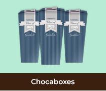 Personalised Graduation Chocabox Favour Boxes