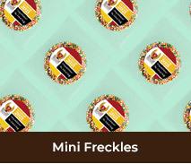 Personalised School Graduation Mini Freckles