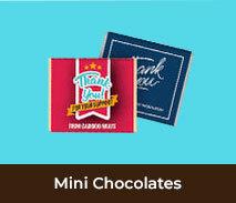 Thank You Mini Chocolates