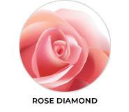Rose Diamond Theme Wedding Favours