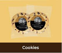 Personalised Cookies For Wedding Anniversaries