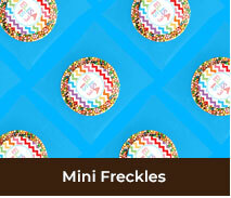 Personalised Kids Party Mini Freckles