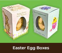 Branded Easter Egg Boxes