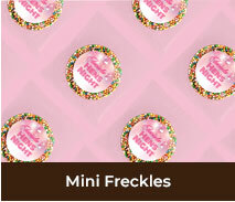 Personalised Hens Night Mini Freckles