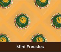 Personalised Australia Day Mini Freckles