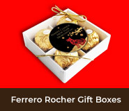Chinese New Year Fererro Rocher Gift Boxes