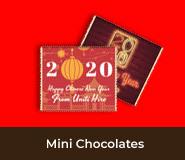 Chinese New Year Mini Chocolates