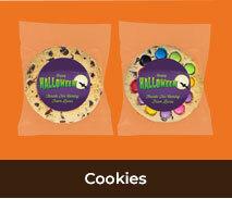Personalised Cookies For Halloween