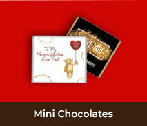 Valentine's Day Mini Chocolates