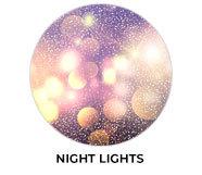 Night Lights Wedding Theme Favours