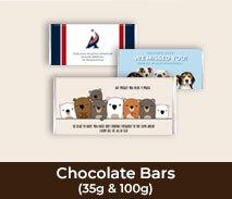 Welcome Back Custom Chocolate Bars