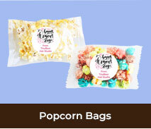 Popcorn Bags For International Womens Day
