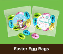 Easter Egg Bags - Choose 4, 6 or 8 Eggs