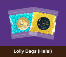 Custom Lolly Bags For Eid Mubarak