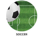 Soccer Party Theme Personalised Birthday Favours