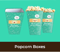 International Nurses Day Custom Popcorn Boxes