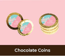 Horse Racing Carnival Gold Chocolate Coins