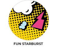 Thank You - Fun Sunburst