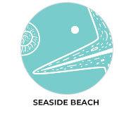 Seaside Beach Wedding Theme Favours