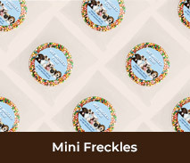 Personalised Welcome Back Mini Freckles