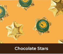Australia Day Chocolate Stars