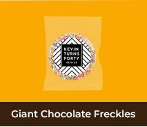 Custom Giant Freckles For Adult Birthdays