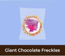 International Womens Day Chocolate Freckles