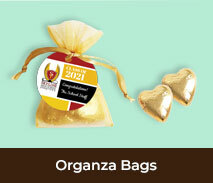 Organza Bags For Graduations And School Events