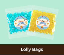 Personalised Lolly Bags For Graduations