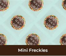 Personalised Wedding Mini Freckles