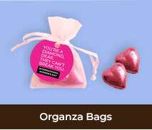 Organza Bags For International Womens Day