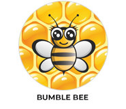 Bumble Bee Personalised Birthday Favours