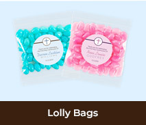 First Holy Communion Custom Lolly Bags